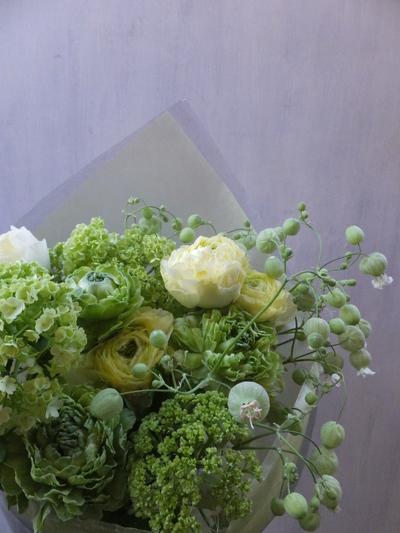 オークリーフ(ラナンキュラスの花束Ⅱ)_f0049672_12513413.jpg