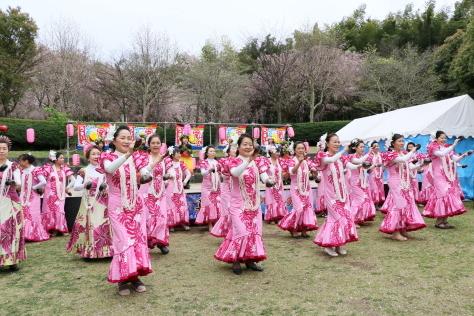 2015年 「しだれ桜の宴」_b0135882_20594532.jpg