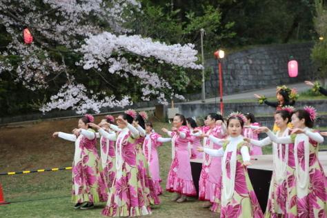 2015年 「しだれ桜の宴」_b0135882_21223072.jpg