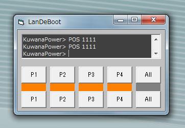 LAN de BOOT miniの遠隔操作アプリを作ってみた。_c0061727_142031100.jpg
