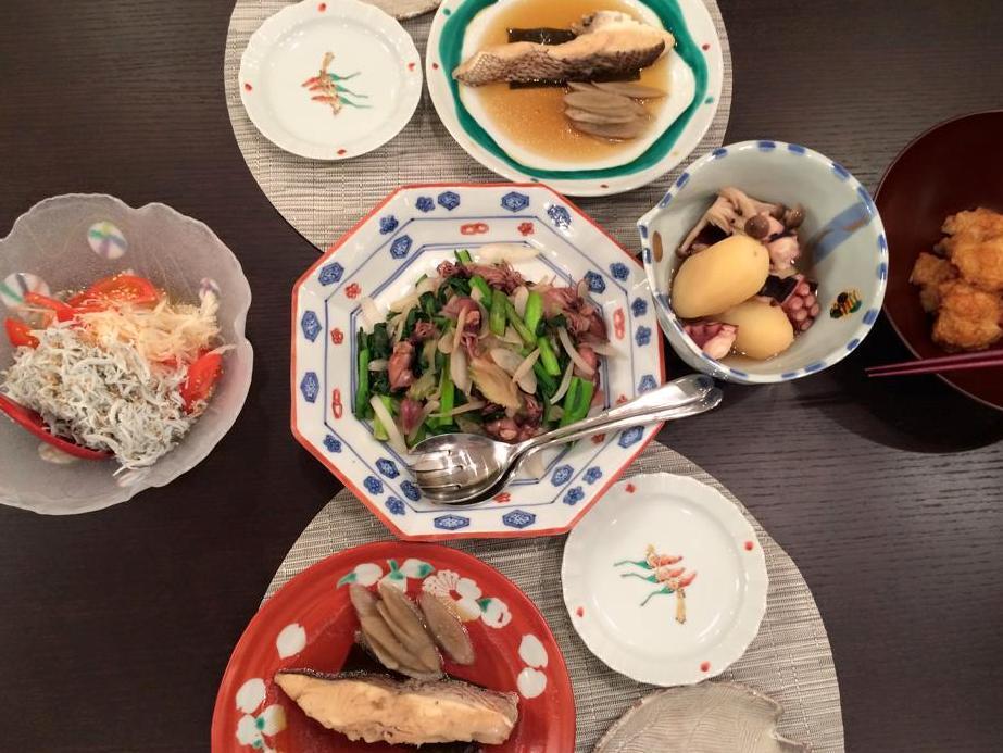 春の食卓♪_a0231828_20012566.jpg