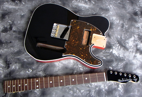「Sparkling Black MetallicのStandard-T」の塗装が完了!_e0053731_16375451.jpg