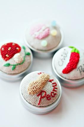 メタルビーズ芦屋教室Kさんの刺繍作品_b0048834_14322955.jpg