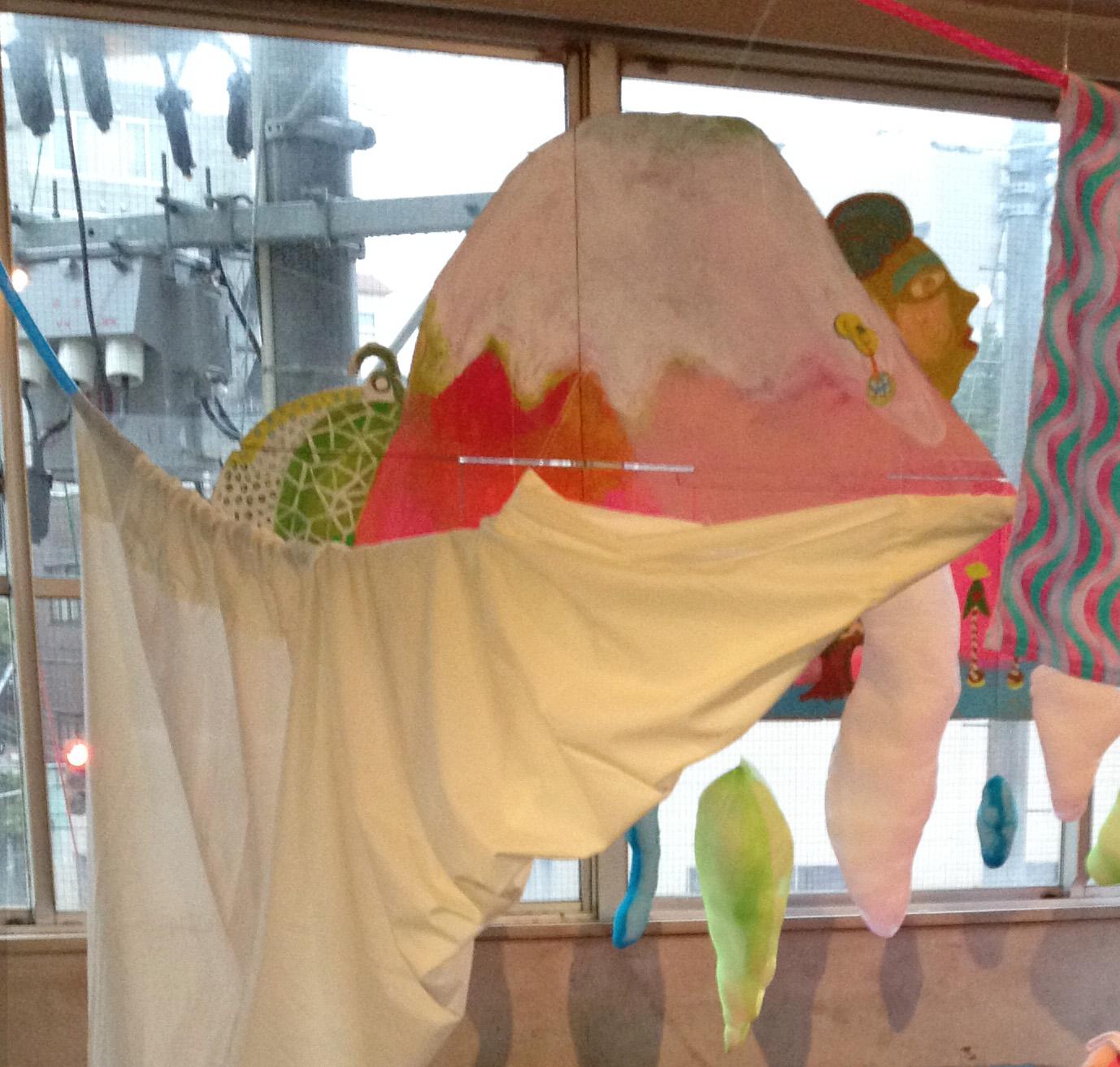 新潟の春を楽しくするアートフェスティバル「春山登山展」が始まりました_d0178448_8495482.jpg