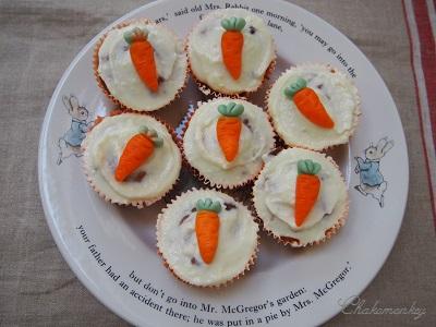 Carrot Cupcakeを焼く_f0238789_17563662.jpg