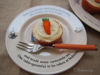 Carrot Cupcakeを焼く_f0238789_17593151.jpg