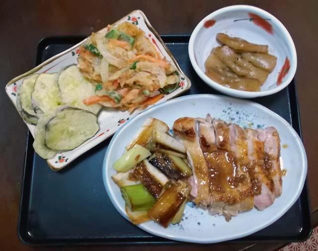 鶏もも肉の照り焼き_f0019498_18375194.jpg