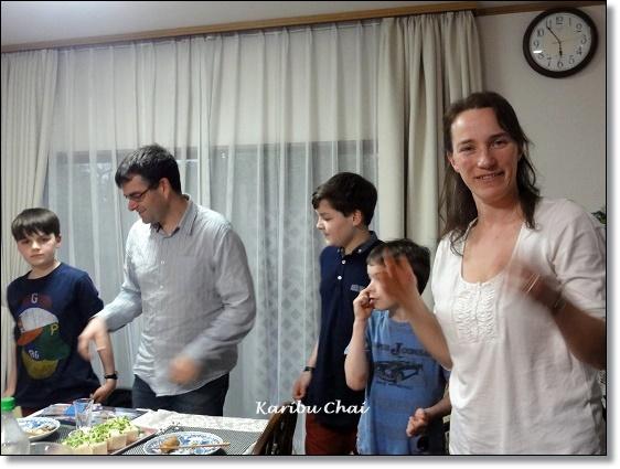 キャサリン一家~ようこそ日本へ…!_c0079828_0214958.jpg