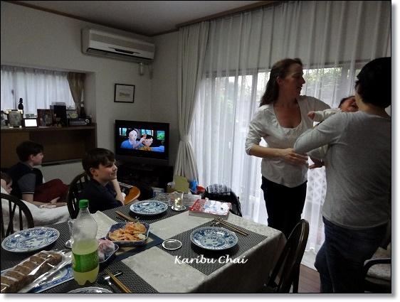 キャサリン一家~ようこそ日本へ…!_c0079828_0221050.jpg