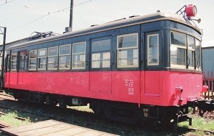 銚子電気鉄道 デハ501_e0030537_21321829.jpg