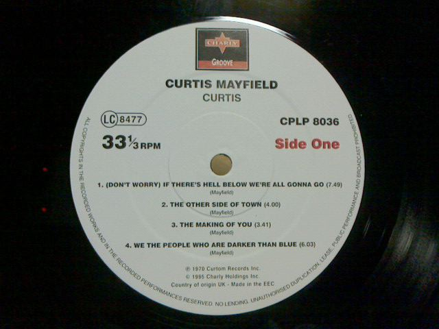 Curtis / Curtis Mayfield_c0104445_2255826.jpg