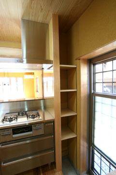 ステンレスメタル キッチン 半島型 KK sk邸 知立市_f0222049_17394261.jpg