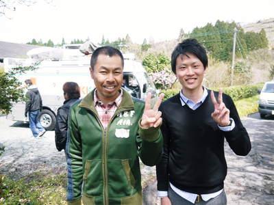 4月8日(水)KKTくまもと県民テレビ「テレビタミン」生中継の裏話!!その1_a0254656_18451653.jpg