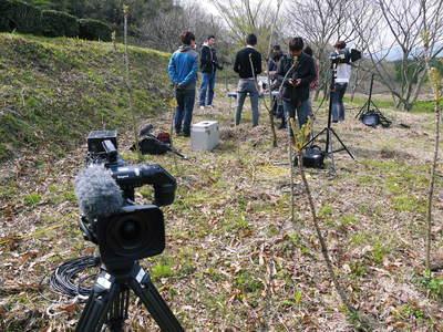 4月8日(水)KKTくまもと県民テレビ「テレビタミン」生中継の裏話!!その1_a0254656_19201250.jpg