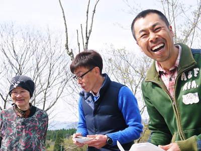 4月8日(水)KKTくまもと県民テレビ「テレビタミン」生中継の裏話!!その1_a0254656_1959754.jpg