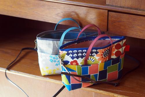 新しいbag in bag with shoulder できました_e0243765_1933218.jpg