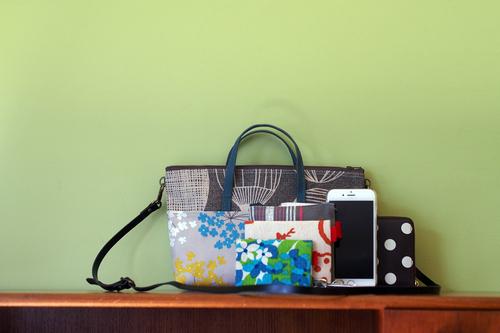 新しいbag in bag with shoulder できました_e0243765_19462420.jpg