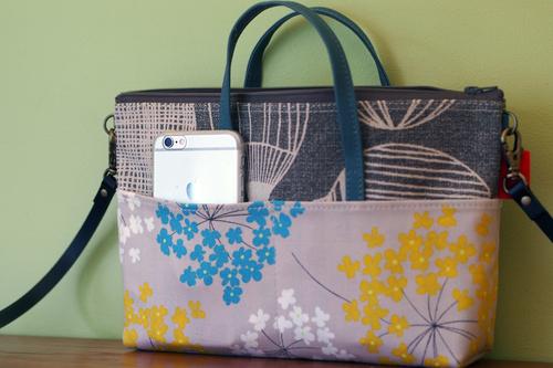 新しいbag in bag with shoulder できました_e0243765_19513055.jpg