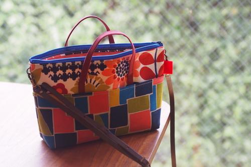 新しいbag in bag with shoulder できました_e0243765_19544391.jpg