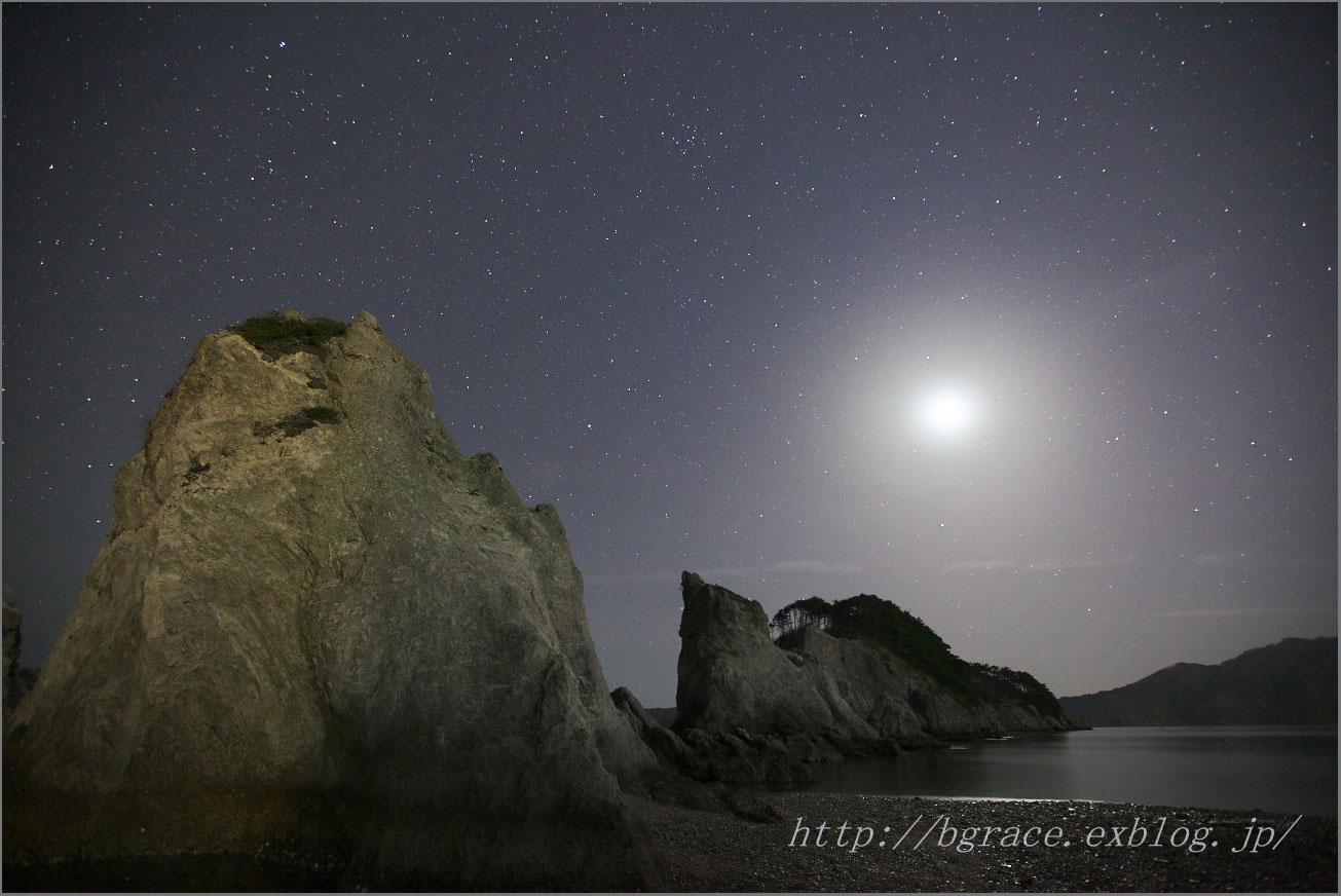 皆既月食時の夜空の変化_b0191074_21384159.jpg