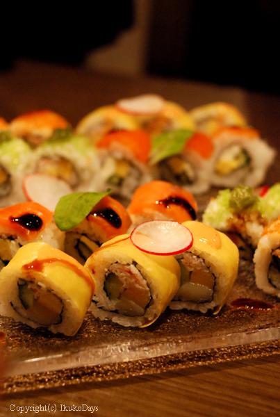 NYスタイルをTOKYOで! : 『SHARI THE TOKYO SUSHI BAR (シャリ ザ ...