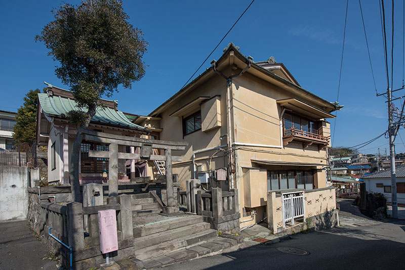 記憶の残像-725 神奈川県 真鶴町_f0215695_1411121.jpg
