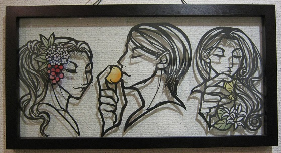 高円寺ちょっと一杯展 たまごの工房企画展 その3_e0134502_19121720.jpg