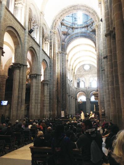 El Camino de Santiago !!【ケイタブラジルEspaña/Portugal Tour2015】→_b0032617_2305957.jpg