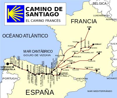 El Camino de Santiago !!【ケイタブラジルEspaña/Portugal Tour2015】→_b0032617_3225945.jpg
