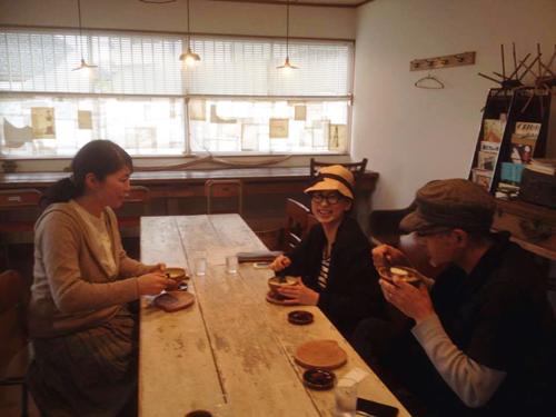 ikanikaの平井さん御夫妻がご来店くださいました。_a0251920_12561613.jpg