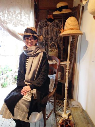 ikanikaの平井さん御夫妻がご来店くださいました。_a0251920_12582611.jpg