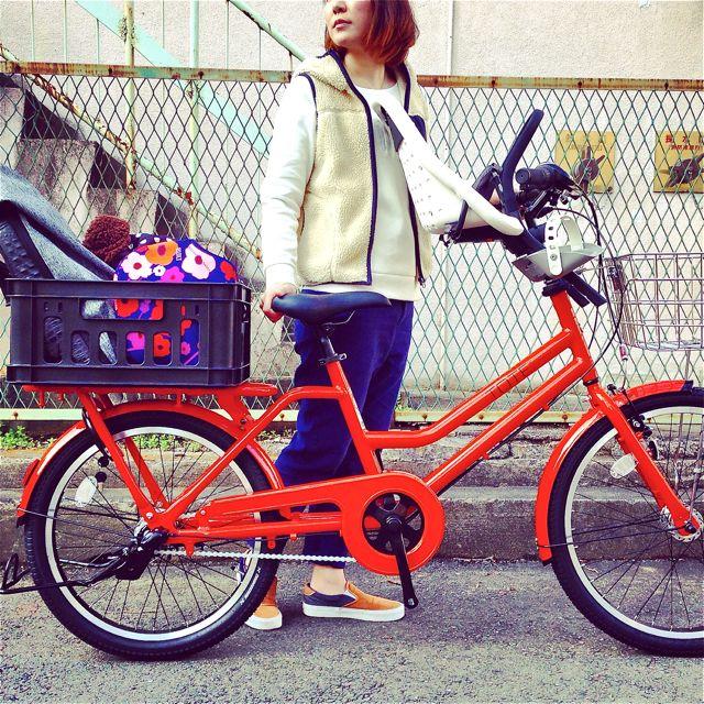 リピトxブリヂストン『TOTE BOX トート ボックス』Yepp bikke2 ママ 自転車 mama リピトデザイン_b0212032_201375.jpg