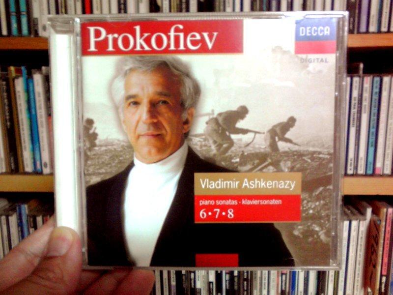 プロコフィエフ:戦争ソナタ集 :...