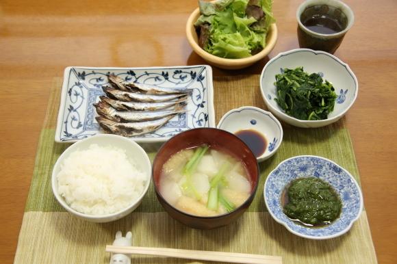 豚竜田揚げ弁当&突然京都旅行&感謝を込めて朝ごはん。_c0326245_10393327.jpg