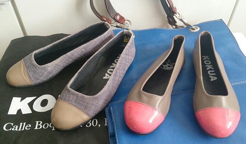 バルセロナで靴を買う_a0098948_0183434.jpg