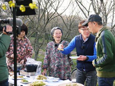4月8日(水)KKTくまもと県民テレビ「テレビタミン」生中継の裏話!!その2_a0254656_17453436.jpg