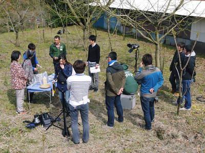 4月8日(水)KKTくまもと県民テレビ「テレビタミン」生中継の裏話!!その2_a0254656_18395258.jpg