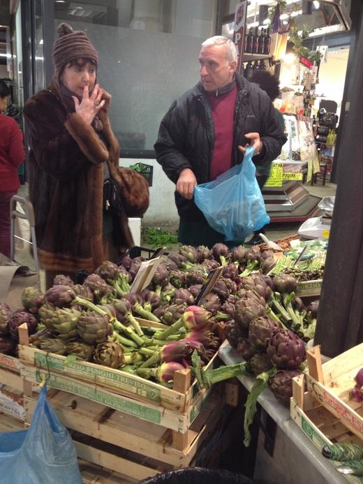 中央市場、キノコ屋のマッシモ_a0136671_1254941.jpg
