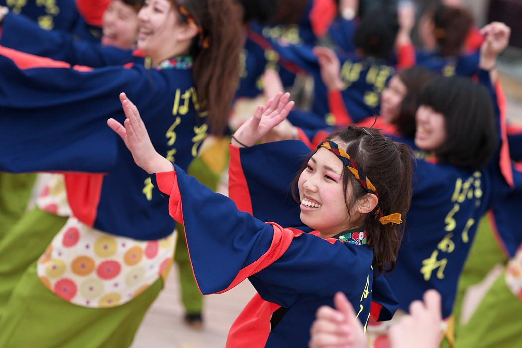 東海大学 響・Posso ballare?MG@がんこ祭(浜よさ)2015_c0187584_2305654.jpg