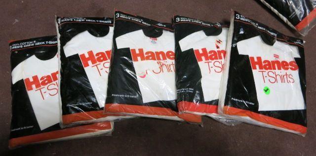 アメリカ仕入れ情報#29 デッドストック HANES V、クルーネック 3P Tシャツ! _c0144020_115103.jpg