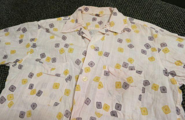アメリカ仕入れ情報#20 50's オープンカラーシャツ!_c0144020_9585927.jpg
