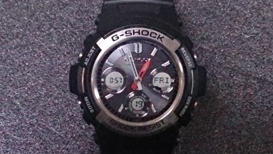 急遽、腕時計を買うことに… 『カシオ』Gショック_c0364960_23104958.jpg