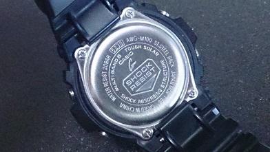急遽、腕時計を買うことに… 『カシオ』Gショック_c0364960_23110962.jpg