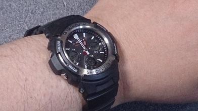 急遽、腕時計を買うことに… 『カシオ』Gショック_c0364960_23113730.jpg