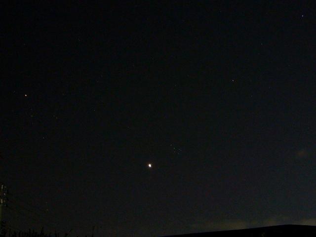 「星はすばる・ゆふふづ」の星空_f0079085_21533853.jpg