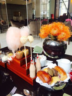 Afternoon tea at One Aldwych_f0215324_1572857.jpg