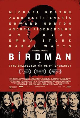 バードマン あるいは(無知がもたらす予期せぬ奇跡) Birdman Or(The Unexpected Virtue of Ignorance)_e0040938_15564737.jpg