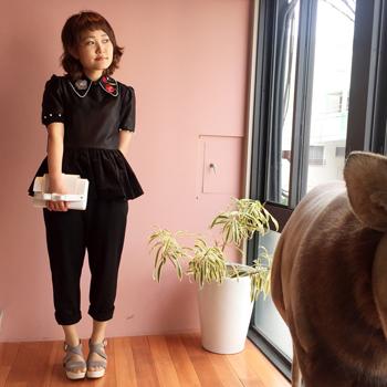 fleamadonna新作+snap♡by natsumi_f0053343_18224063.jpg