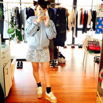 fleamadonna新作+snap♡by natsumi_f0053343_1827214.jpg