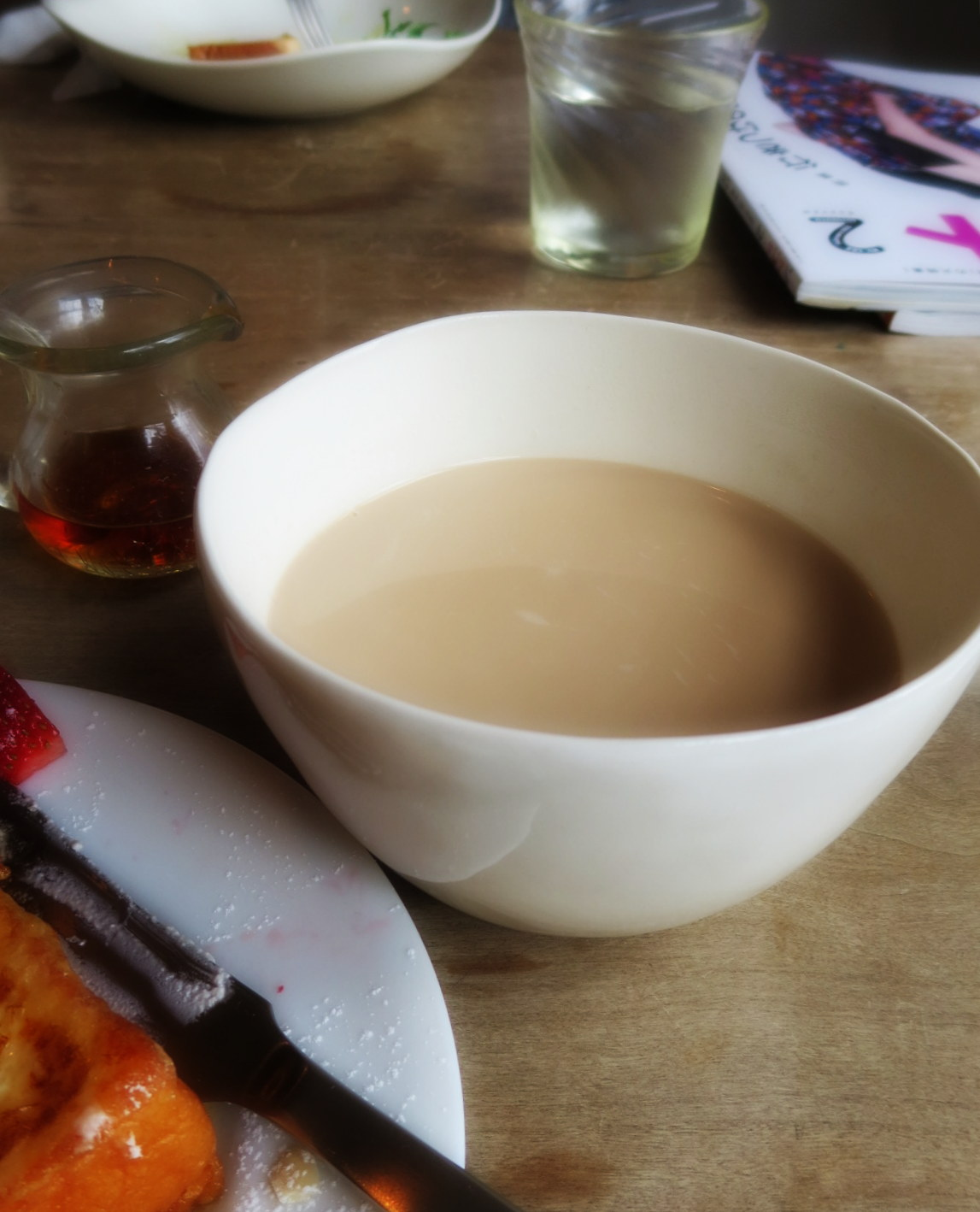 Coffee House Shaker☆裏メニューのフレンチトースト♪_f0236260_22421799.jpg